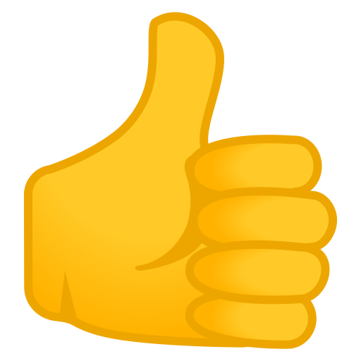This image has an empty alt attribute; its file name is 12008thumbsup_111446.png